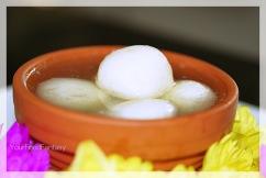 Rasogulla at your food fantasy by meenu gupta