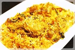 chicken dum biryani-recipe at yourfoodfantasy.com by meenu gupta