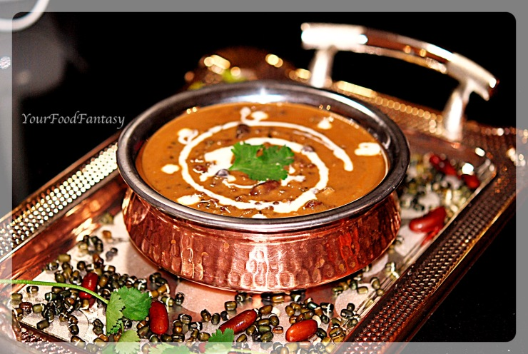 Dal Makhni recipe at yourfoodfantasy.com by meenu gupta | Follow and like us at https://www.facebook.com/yourfoodfantasy