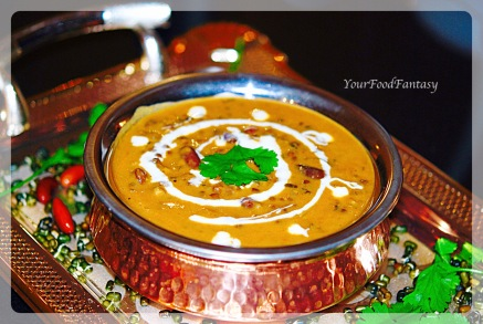 Dal Makhni recipe at yourfoodfantasy.com by meenu gupta   Follow and like us at https://www.facebook.com/yourfoodfantasy