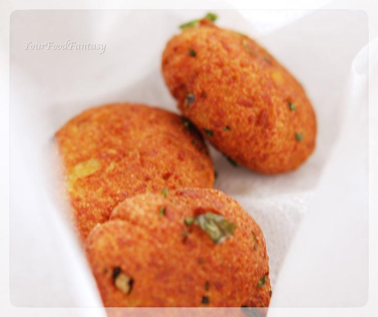 paneer potato cutlet | recipe at yourfoodfantasy.jpg