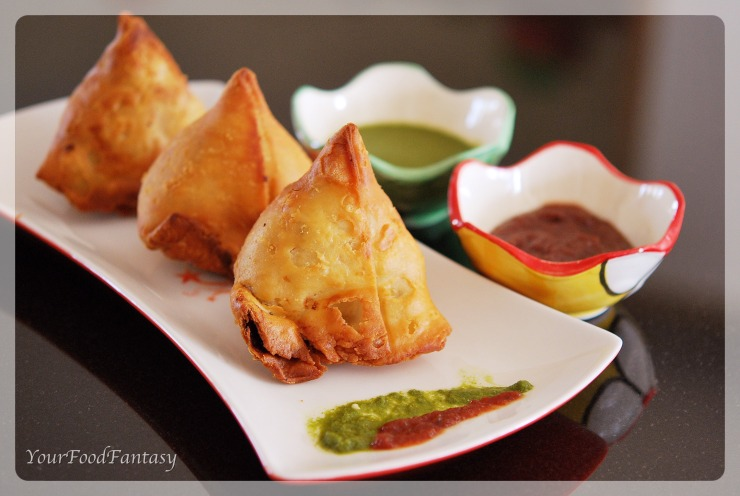 punjabi samosa recipe | yourfoodfantasy by meenu gupta
