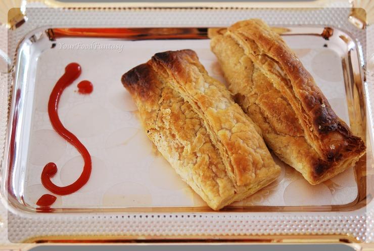 puffed potato patties recipe | yourfoodfantasy.com by meenu gupta