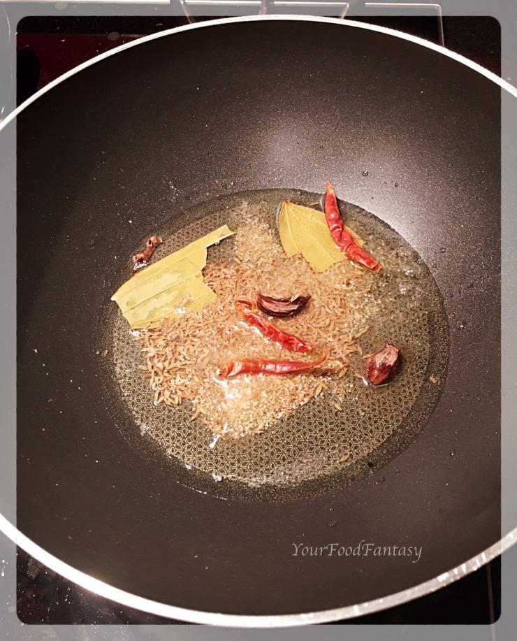 Making of Chole | YourFoodFantasy.com by Meenu Gupta