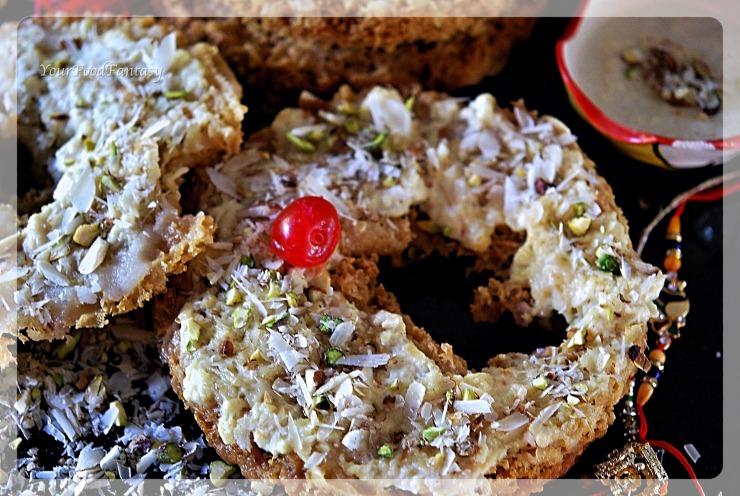 Ghevar Recipe | YourFoodFantasy.com | Meenu Gupta