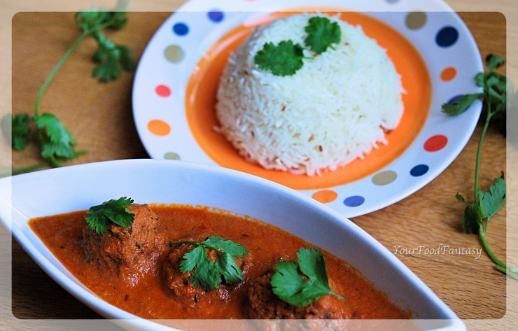 Lauki Kofta Curry | Indian Curry Recipe | YourFoodFantasy.com