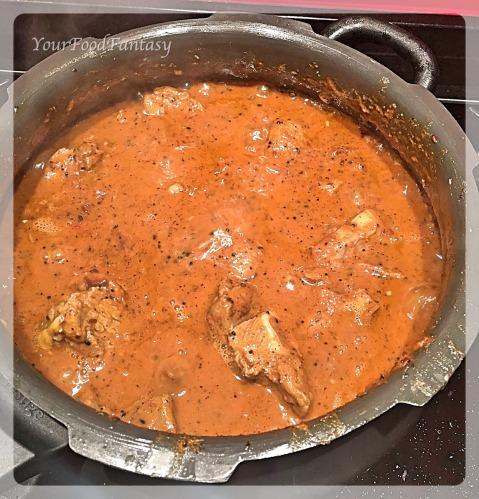 Achari Gosht Recipe | Your Food Fantasy