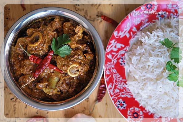 Achari Mutton Curry | YourFoodFantasy.com