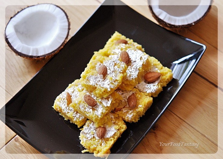 coconut-barfi-yourfoodfantasy-by-meenu-gupta