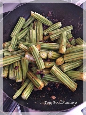Easy Drumstick Masala Recipe