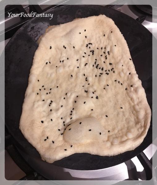 Tawa Butter Naan Recipe | Your Food Fantasy by Meenu Gupta