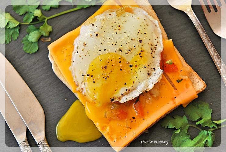 Egg Kejriwal Recipe for Breakfast | Your Food Fantasy by Meenu Gupta