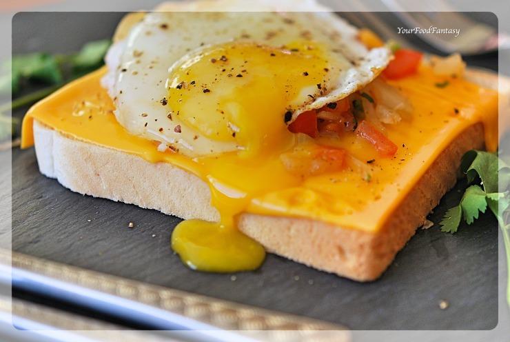 How to make Egg Kejriwal | Your Food Fantasy