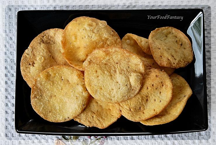 Papdi recipe   Papdi for Papdi Chaat   Your Food Fantasy by Meenu Gupta