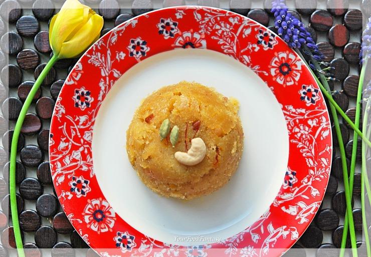 Sooji Halwa Recipe | Your Food Fantasy by Meenu Gupta